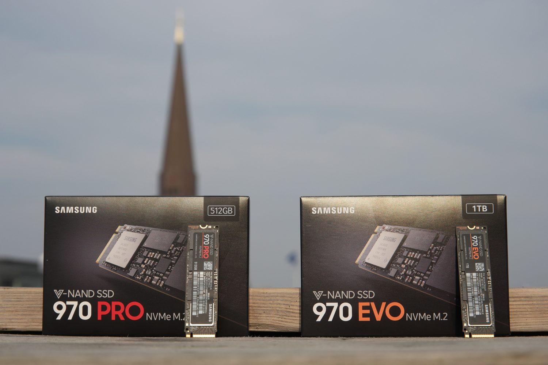 Samsung SSD 970 PRO und EVO vorgestellt [4k]