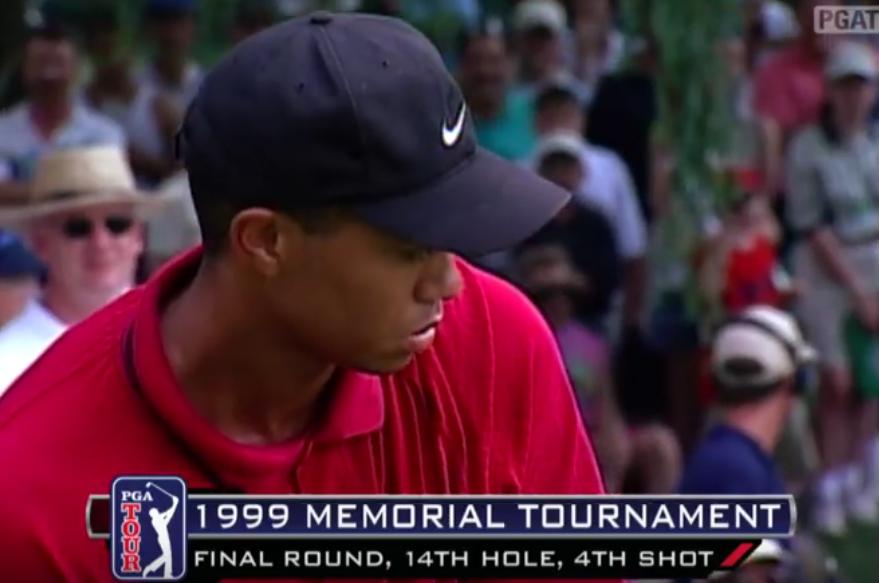 Tiger Woods beste Schläge in seiner Karriere